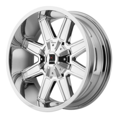 Roue XD Series by KMC Wheels TRAP, chrome (20X12, , 72.6, déport -44)