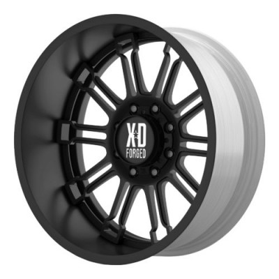 Roue XD Series by KMC Wheels XD402 SYNDICATE, personnalisée (22X12, , 72.60, déport 0)