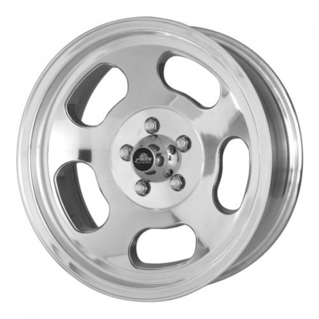 American Racing VN69 ANSEN SPRINT, Polished wheel
