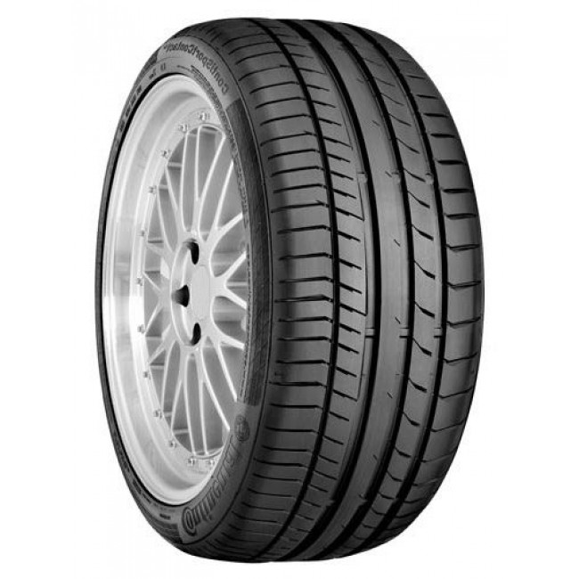 Continental - ContiSportContact 5P - P225/40R18 88Y BSW Runflat