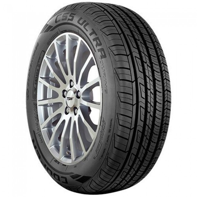 Cooper Tires - CS5 Ultra Touring - P205/55R16 91H BSW
