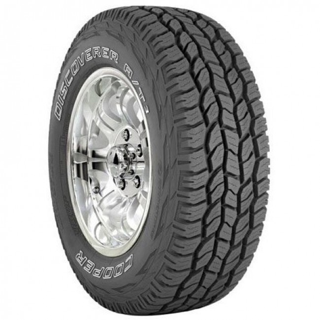 Cooper Tires - Discoverer A/T3 - LT225/75R17 E 116R BSW