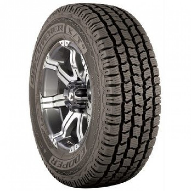 Nitto Ridge Grappler Sizes >> Cooper Tires - Discoverer X/T4 - P275/55R20 XL 117T BSW