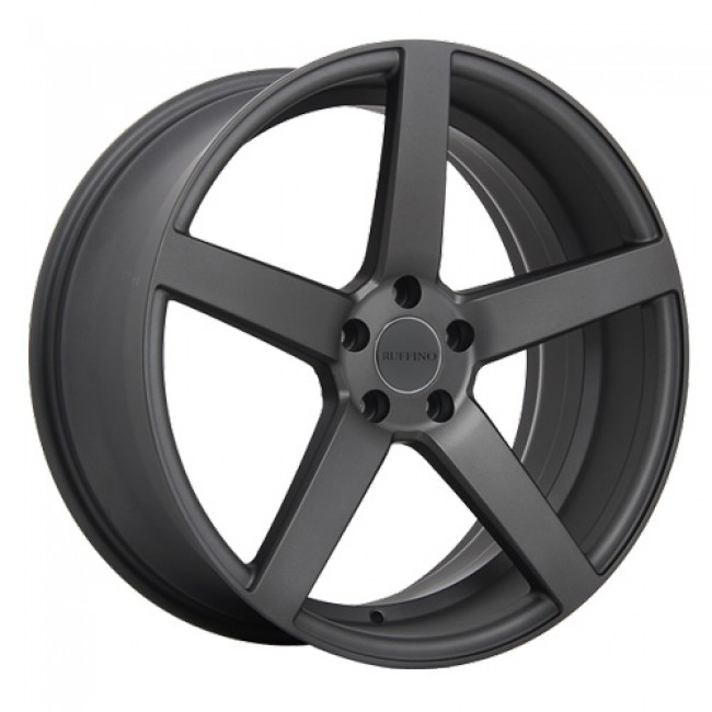 Ruffino Wheels Boss Matt Anthracite/Anthracite mat, 20X9.0, 5x108 ,(déport/offset40 )73.1