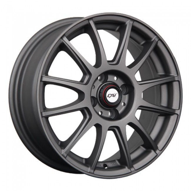 Dai Alloys Rado Graphite/Graphite, 16X6.5, 4x98 ,(déport/offset35 )58.1