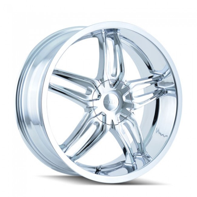 Dip D63 Bionic, Chrome wheel