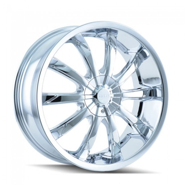 Dip SLACK, Chrome wheel