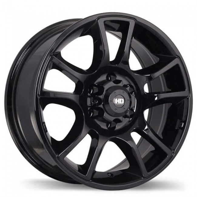 Fastwheels Hollowpoint, Black wheel
