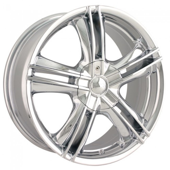 Alloy Ion 161, Chrome wheel