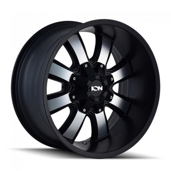 Ion 189, Machine Black wheel