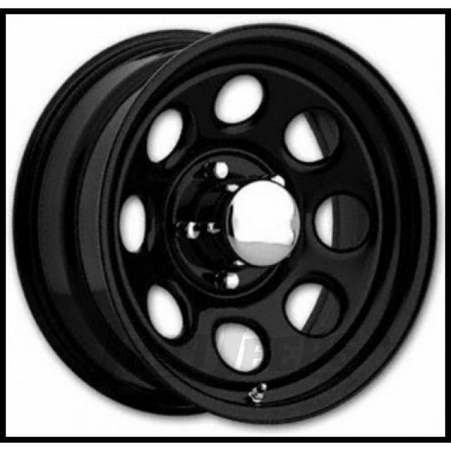 Keystone 252 Series, Black wheel