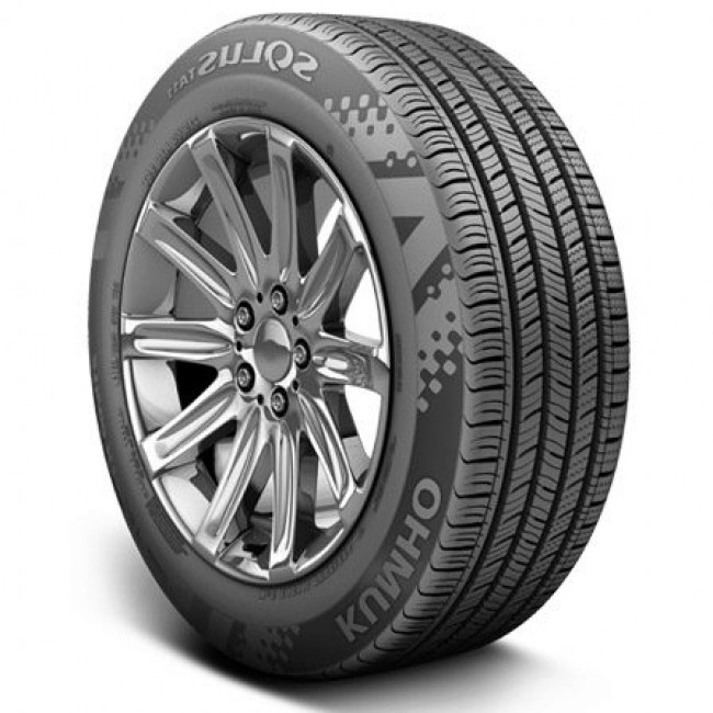 Kumho Tires - Solus TA11 - 225/60R17 99T BSW
