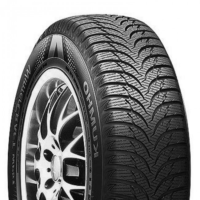 Kumho Tires - Wintercraft WP51  - 205/65R15 94H BSW