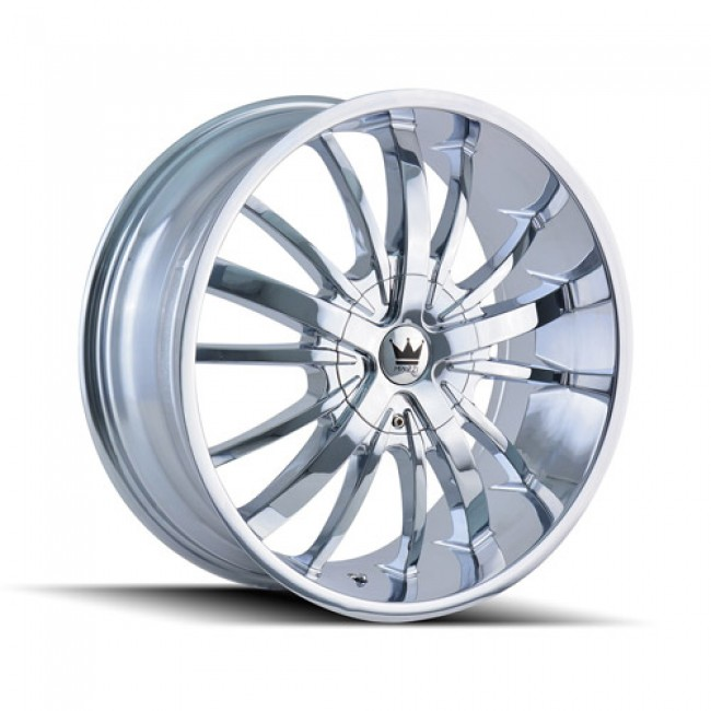 Mazzi ESSENCE, Chrome wheel