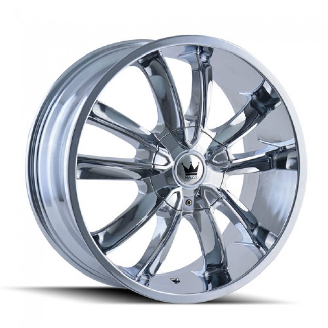 Mazzi OBSESSION, Chrome wheel