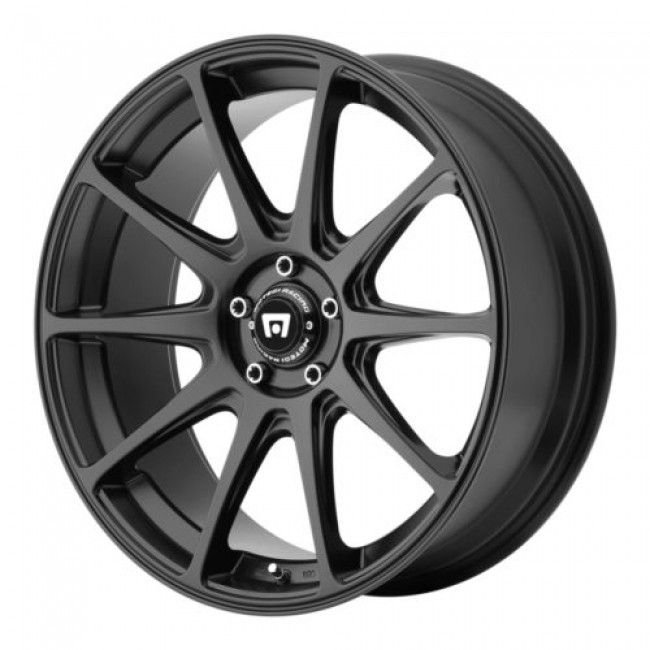 Motegi MR127, Satin Black wheel
