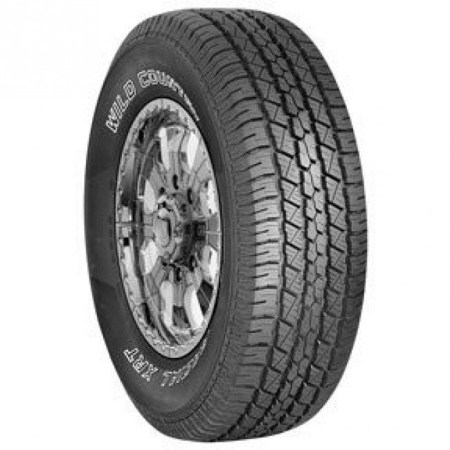 Multi-Mile - Wild Country Radial XRT III - P255/70R16 S OWL