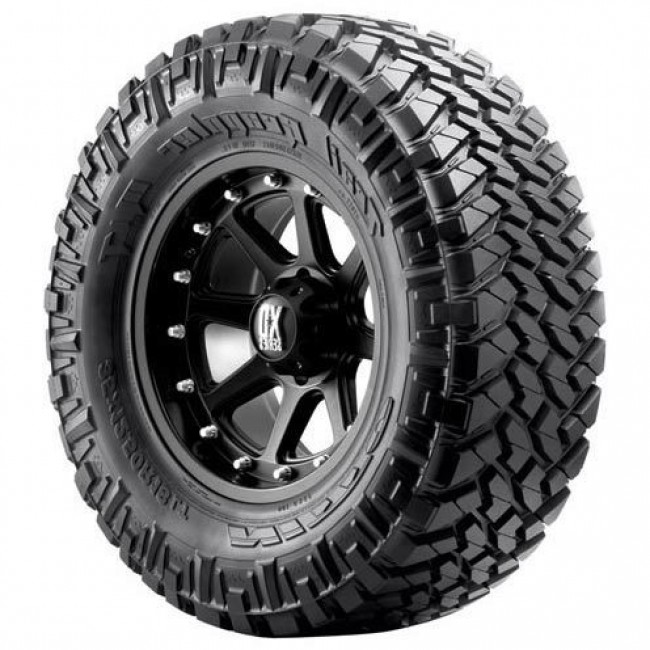Nitto - Trail Grappler M/T - 35/12.5R18 E 123Q BSW