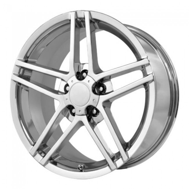 OE Creations PR117, Chrome wheel