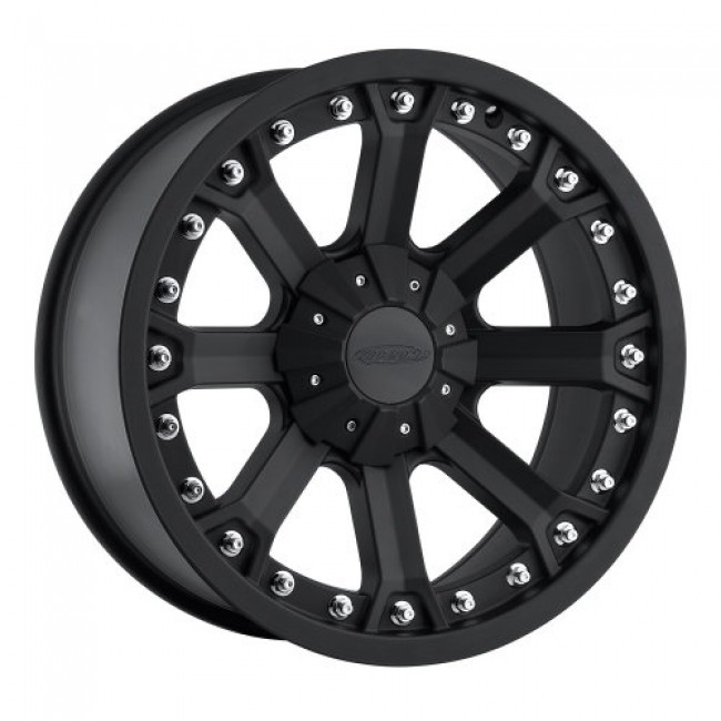 Pro Comp  Series 33, Matte Black wheel