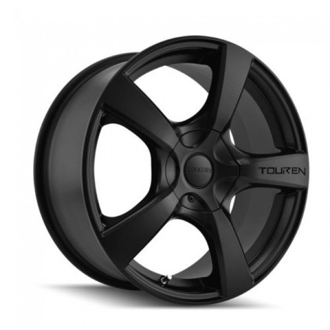Touren TR9, Matte Black wheel