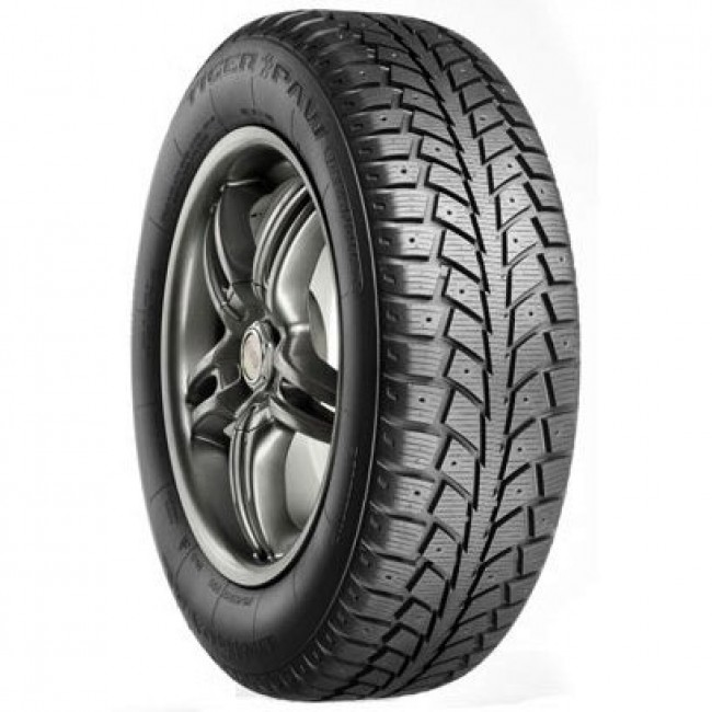 Uniroyal - Tiger Paw Ice & Snow II - 185/65R15 S BSW