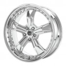 American Racing AR198 RAZOR wheel