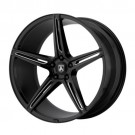 Asanti Black ALPHA 5 wheel
