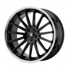 Asanti Black BETA wheel
