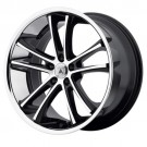 Asanti Black PEGASI wheel