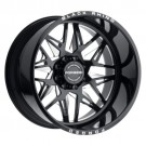 Black Rhino TWISTER wheel
