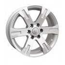 Ceco Series BK398 wheel