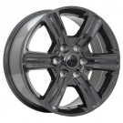 Dai Alloys Force 6 wheel