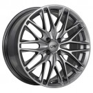 Dai Alloys Kraze wheel