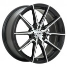 Dai Alloys Raze wheel