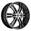 DUB Phase S108 wheel