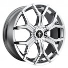 DUB Royalty S207 wheel