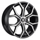 DUB Royalty S209 wheel