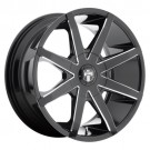 DUB S109 PUSH wheel