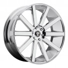 DUB Shot Calla S120 wheel