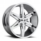 FOOSE Slider F161 wheel