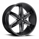 FOOSE Slider F162 wheel