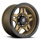FUEL ANZA D583 wheel