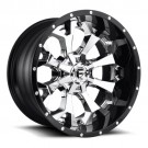FUEL Assault D246 wheel