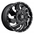 FUEL Cleaver Dualie Front D574 wheel