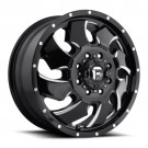 FUEL Cleaver Dually Front D574 wheel