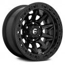 FUEL D114 COVERT BL - OFF ROAD ONLY wheel