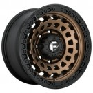 FUEL D634 ZEPHYR wheel