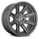 FUEL D710 ROGUE PLATINUM wheel