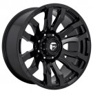 FUEL FC675 wheel